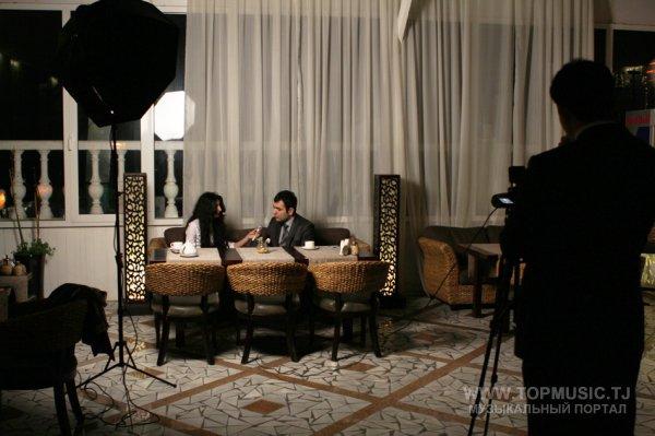 Интерьвью с презентации книги Бехруза Зеварова и альбома Парвины Юсуфи